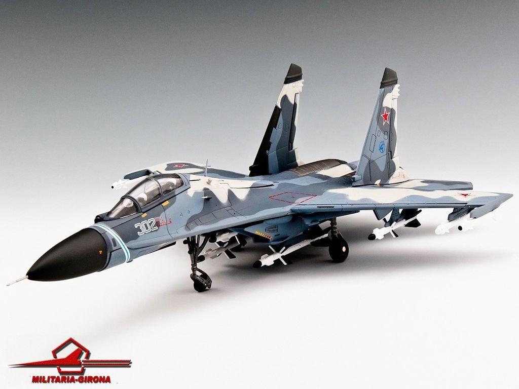 GAINCORP PRECISION MODELS 1 72 Nº 302 SUKHOI SU-30K N FLANKER 8030