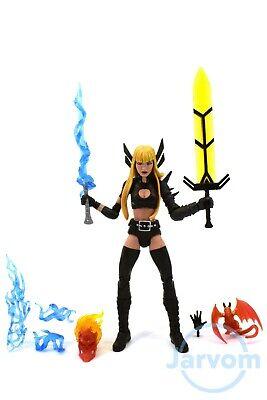 Marvel Legends 6 Pulgadas Walgreens Exclusivo De X Men Magik