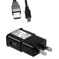 Wall Charger Ac Adapter Usb Cable For Fujifilm Finepix Xp70 Xp170 Digital Camera