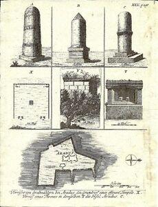 Antique-engraving-Insel-Aradus-P-XXX
