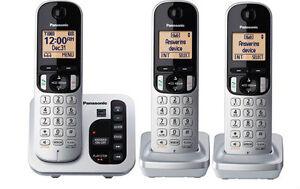panasonic kx tgc223 dect 6 0 cordless phone system 616174152133 ebay rh ebay com panasonic kx tg phone manual Panasonic Kx Tg7641 Settings