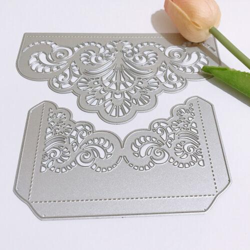 Lace Shape Metal Cutting Dies Scrapbooking Embossing Dies for Card Making Craft