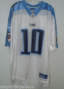 Image is loading BLEMISHED-NFL-TENNESSEE-TITANS-VINCE-YOUNG-10-AWAY-