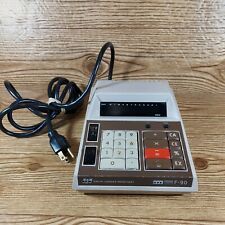 Vintage Smith Corona Marchant F 90 Electric Calculator Made In Usa
