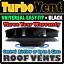 SPINNING-van-roof-sfiato-nuova-ventola-BASSO-PROFILO-Dog-Pet-Cavallo-veicolo-4x4-Aria-Vento-UK miniatura 1
