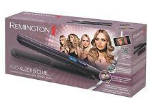 Remington S6505 Haarglätter / Glätteisen Pro Sleek & Curl, neu