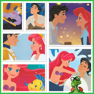 Disney-Collect-Topps-Digital-Illustrated-Adventures-The-Little-Mermaid-W-Award