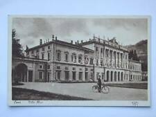 COMO Villa Olmo vecchia cartolina