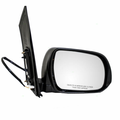 NEW RIGHT POWER DOOR MIRROR FOR 2011-2014 TOYOTA SIENNA TO1321268