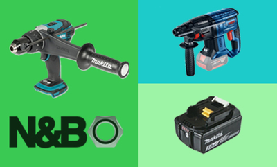 Save 10% on Great Power Tools