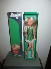 SEBINO - Bambola BELLAJOY Vintage Doll vestito babydoll verde- Barbie