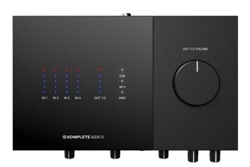 B-Stock Native Instruments Komplete Audio 6 Mk2 USB Audio Interface
