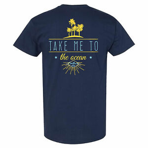 Coastlines-Designs-Take-Me-to-the-Ocean-on-a-Navy-T-Shirt