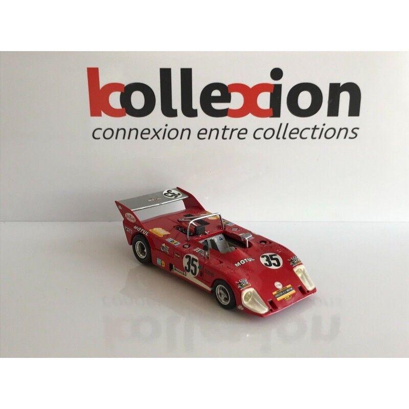 LOLA T292 n°35 Le Mans 1976