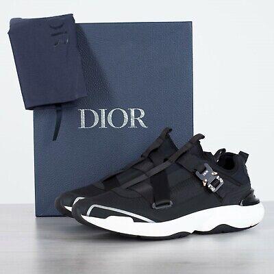 DIOR HOMME 1200$ B24 Runtek Sneakers In