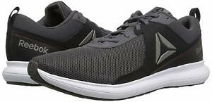 Details about Men Reebok Driftium Running Shoes CN2552 Grey Black White 100% Authentic New