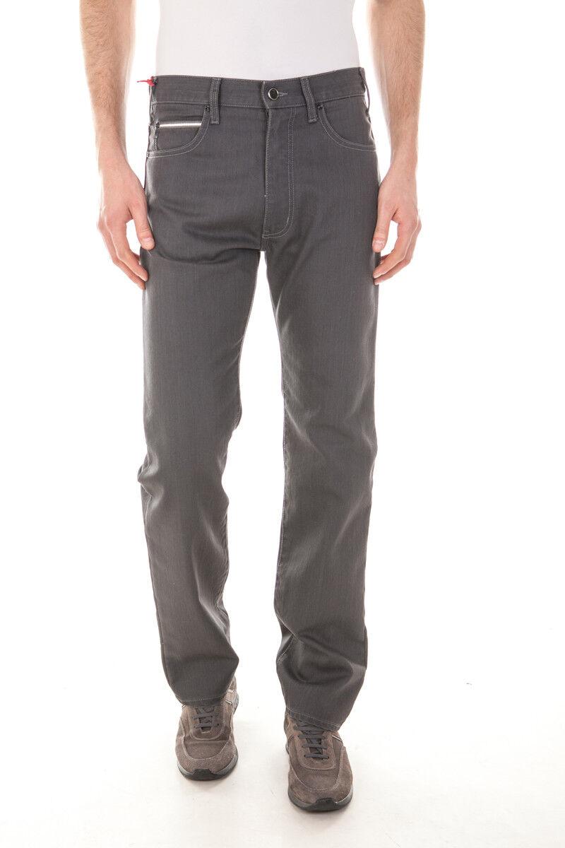 Jeans Armani Jeans AJ REGULAR Cotone men grey S6J311M 32