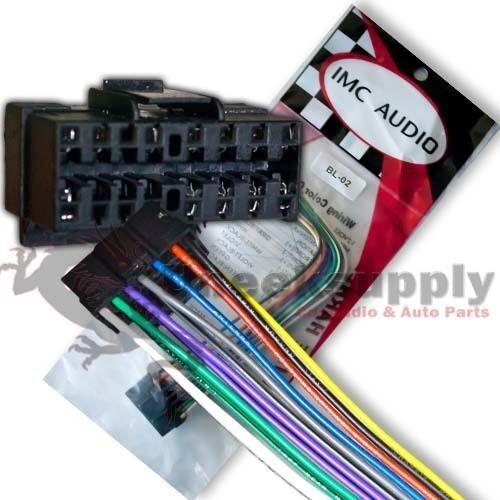 blaupunkt acd2900 austin cd41 wire harness bl2 Engine Wiring Harness