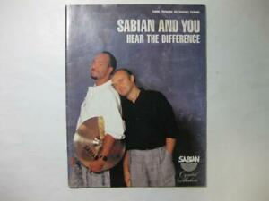 Sabian-and-You-Cymbal-Percussion-1989-Catalog-Phil-Collins-Carmine-Vinnie-Appice