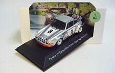 1:43 SPARK 1973 PORSCHE 911 Carrera RSR 2.8 Winner Targa Florio PORSCHE MUSEUM