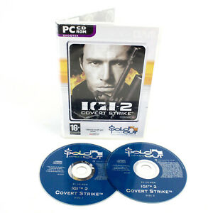 I-G-I-2-Covert-Strike-for-PC-CD-ROM-by-Codemasters-2007-VGC-CIB