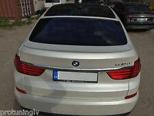 Rare BMW F07 GT 5 SERIES M TECH REAR TRUNK SPOILER WING Lip sport boot back door