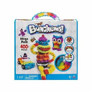 Bunchems-Kit-Mega-Jeu-de-Construction-3D-Jouets-Educatifs-Enfant-Fille-Neuf