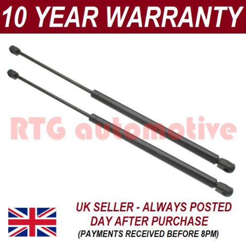 REAR TAILGATE BOOT TRUNK GAS STRUTS SUPPORT FOR PEUGEOT 206 SW ESTATE 2002