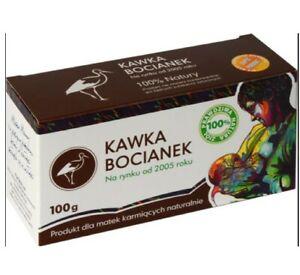 Bocianek Caffè per l'allattamento al seno Donne 100 GR kawka bocianek NA laktacje
