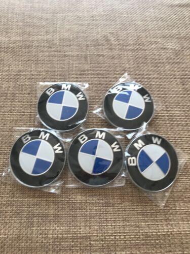 Logo Stemma Emblema BMW Serie 1 3 5 7 X3 X5 X6 Z3 Z4 Anteriore  82mm