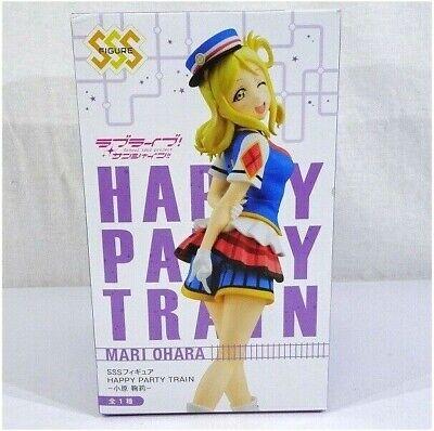 """Sunshine!! Mari Ohara SSS Figure /""""Happy Party Train/"""" Furyu 8.2/"""" Love Live"""