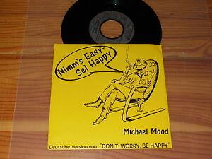 MICHAEL-MOOD-NIMM-039-S-EASY-SEI-HAPPY-GERMANY-VINYL-7-039-039-SINGLE-MINT-1988