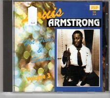 (GM194) Louis Armstrong: Hot Fives & Sevens - Vol. 3  - 1991 CD