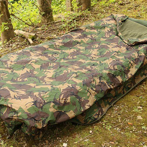 Brand New 2019 Gardner Tackle DPM and green Bedchair Cover