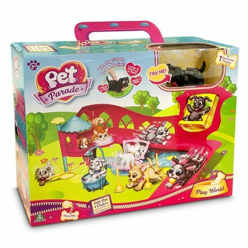 PET PARADE PLAYWORLD PLAYWORLD PLAYWORLD CANE CUCCIOLO GPZ18546 3d1861