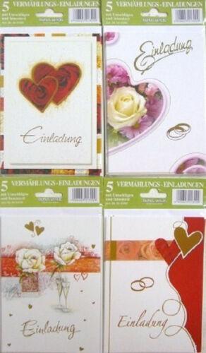 50 Einladungskarten Einladung Hochzeit Hochzeitskarten 919309 TA