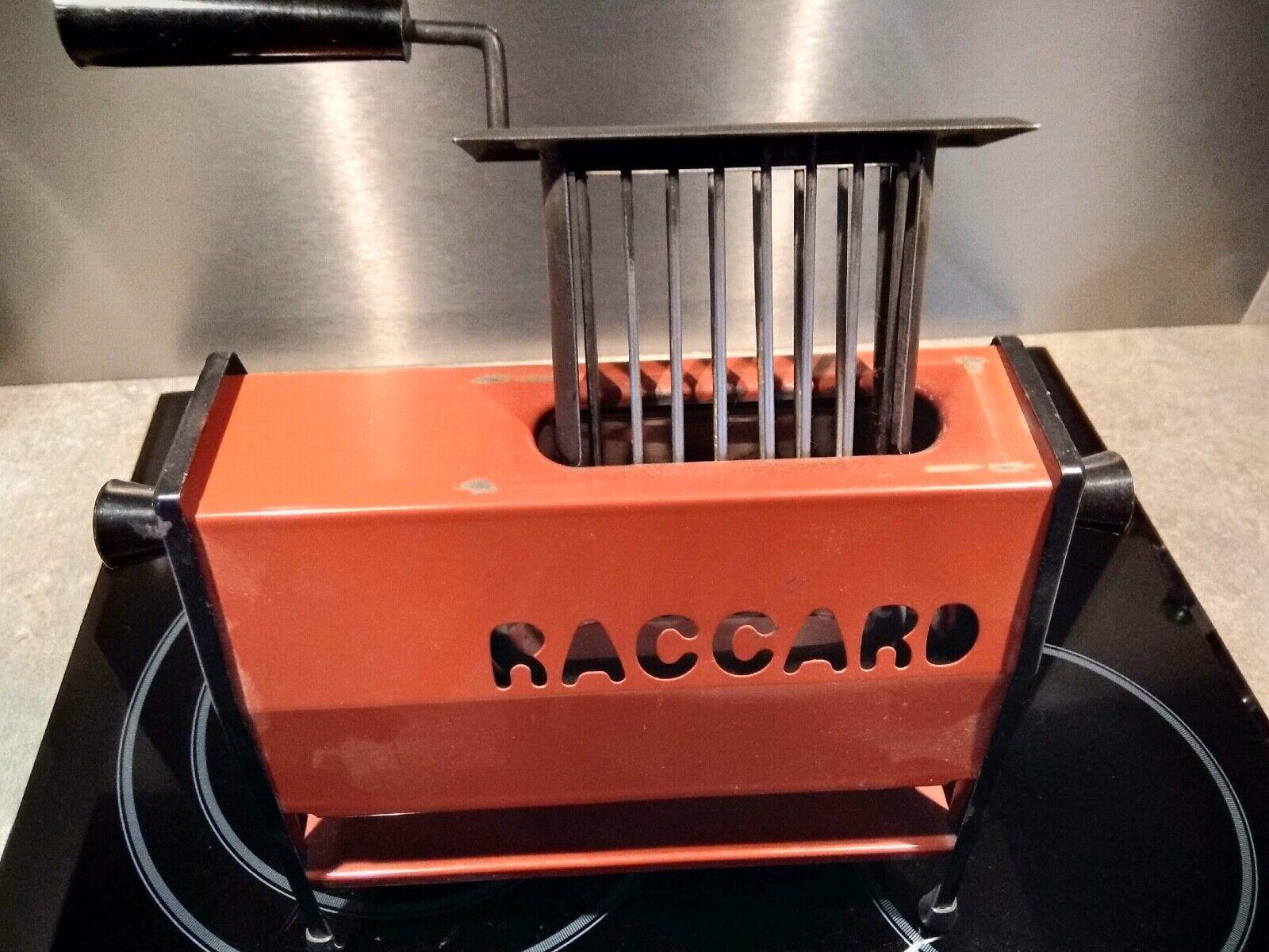 Appareil à raclette Raccard A.SCHARER