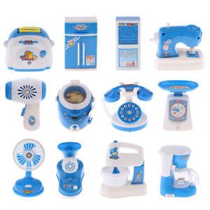 Mini-Haushaltsgeraete-aus-Kunststoff-Kinder-Rollenspiel-Spielzeug-Lernspielzeug