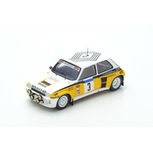 SPARK-RENAULT-5-Turbo-3-Winner-Tour-de-France-1984-J-Ragnotti-S3863-1-43