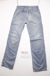 Levis-631-work-pant-jeans-usato-Cod-U626-Tg-43-W29-L34-boyfriend-uomo