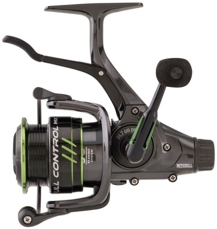 Mitchell NIEUW MX7 FULL CONTROL 4000 Fishing Reel --Trigger Drag System --1486104
