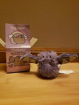 Pusheen Surprise Plush Series 6 Magical Kitties Pip Purple Dragon