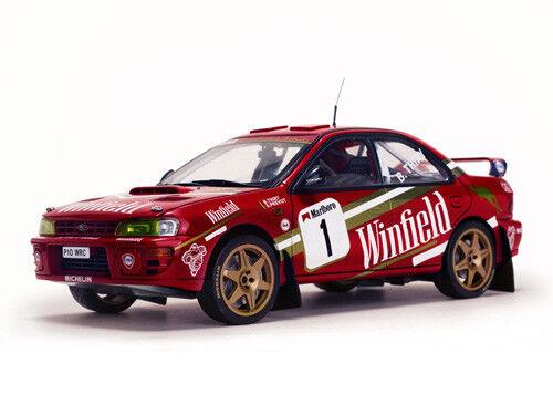 SUBARU IMPREZA WRC RALLYE #1 Thiry PREVOT PREVOT PREVOT Winfield Vimy Ypres 97 Sunstar 1:18 | La Construction Rationnelle  859677