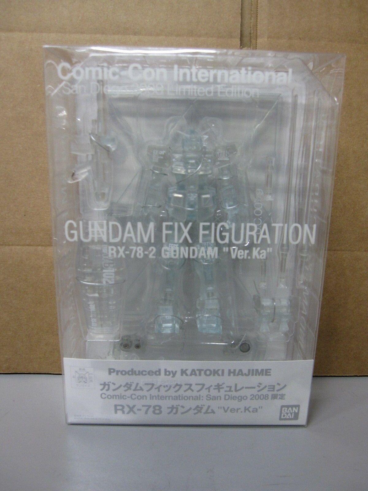 Gundam Fix Figuration RX-78 Version Ka Clear