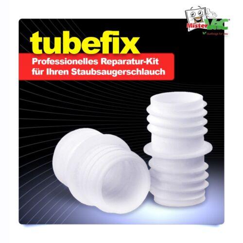TubeFix Reparaturset passend für Ihren Nilfisk GD 80,GM80,GM 80P Schlauch