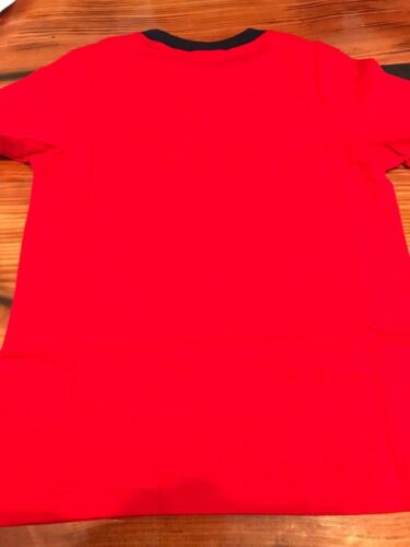 Gymboree Boy's Red Train Tee Shirt NWT GYM6