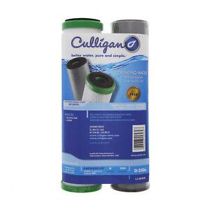Culligan-D-250A-0-5-Micron-Standard-10-Inch-Undersink-Carbon-Water-Filter