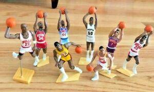 Sharp 1991 NBA Basketball Starting Lineups SLU OPEN 2 JORDAN Barkley