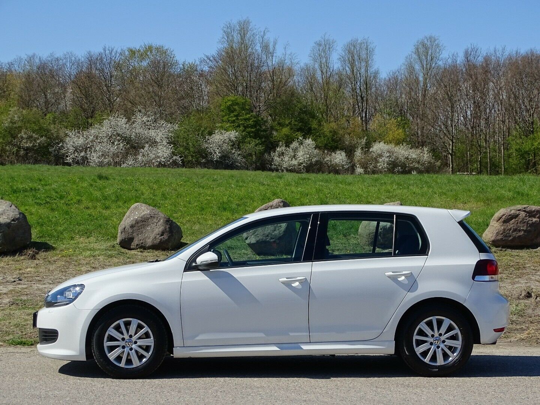 VW Golf VI 1,6 TDi 105 BlueMotion - billede 1