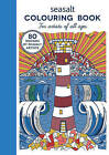 Seasalt Colouring Book: For Artists of All Ages by Ryland, Peters & Small Ltd (Hardback, 2016)